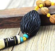 lebosh®high качества товаров груша дерево кулон природный бодхи