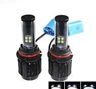 CONQUER® 2PCS  40W 3600Lumens 9004 High Power High Brightness Cree LED Headlight for Car