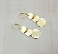 18K Gold Plated Earrings