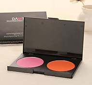 Professional Double Colors Blush