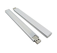 Nicjoy® No.3 2.7W 14*Led5252 Cold White 5800K Usb Port Lamp Night Light (5V)