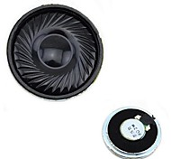 Jtron 8ohm 2W 40mm Portable Small Speaker for DVD / EVD Navigation Systems - Black