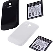3500mAh Battery+Back Cover for Samsung Galaxy  S3mini/i8190/i8160