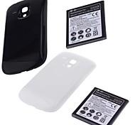 batería de repuesto - 3500mAh - Samsung - Samsung S3 Mini I8190N - S3mini/i8190/i8160 - No - USB -