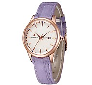 Women Watch Fashion Casual Student Lady Quartz Watch (Assorted Colors)
