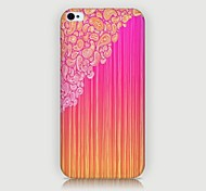 Gradient Pattern Back Case for iPhone4/4S