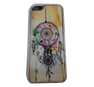 Beautiful China Node Plastic Hard Back Cover for iPhone 6