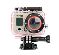 WIFI HD1080P Sports Camera 12MP 60M Waterproof 2/3 CMOS w/ 170° Wide Angle Lens 2pcs 1080mAh Battery