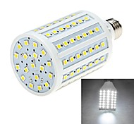E27 20W 110V 102 LEDs 5050 SMD Led Corn Light Bulb Lamp - Cool White