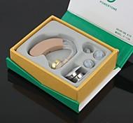 BTE digital melhor amplificador de som tom ajustável ajuda aparelhos auditivos nh receptor Acousticon surdos