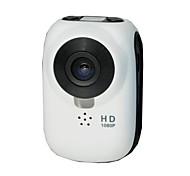 Videocámara - Pantalla - 3.0 Mega CMOS Salida de vídeo/Gran Angular/720P/1080P/HD/Anti golpe/Foto fija Captura