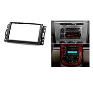 Car DVD Fascia for CHEVROLET Corvette Uplander HUMMER H3 RadioFacia Install Kit