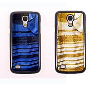 Mobile Samsung - Art graphique/Dessin animé/Finition métalique/Design Spécial/Style avec marque - Couvercle de dos/Etuis du corps entier - pour