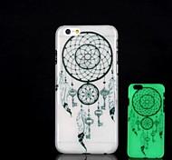 iPhone 6 - Rückseiten Cover - Grafik/Neu/Leuchtend im Dunkeln Kunststoff )