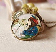Fashion New Cute Little Girl Long Necklace