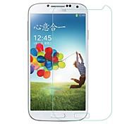 anti-scratch protetor de tela de vidro temperado huyshe 0,33 milímetros 2.5d 9h rodada proteção contra danos para Samsung Galaxy S4