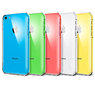 Graphic Back Cover for iPhone 5C(Transparent)