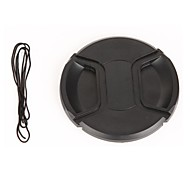 Eirmai LC-62MM Lens Cover For  62mm Lens With Rope