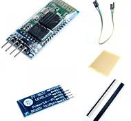 HC-06 Беспроводная связь Bluetooth трансивер РФ Основные аксессуары Модуль для Arduino