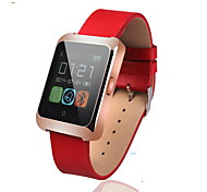 UPAD6 Wearables Smart Watch , Hands-Free Calls/Media Control/Message Control For Android / iOS