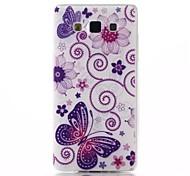 Samsung Handy - Samsung Galaxy A3 - Rückseitige Hülle - Grafik/Spezielles Design ( Multi-color , TPU )