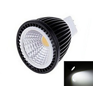 1 pcs 10W 1X COB 24LM 2800-3500/6000-6500K Warm White/Cool White MR16 Spot Lights AC 85-265V