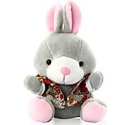 IMMI® IP-606 6000mAh Plush Rabbit Power bank External Battery for iPhone 6 and other Mobile Device