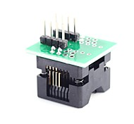 Small SOP8 to DIP8 Programmer Module Adapter Socket