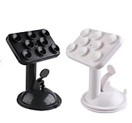 Cute Candy Colored  Sucker Phone Holder / Mini Silicone Universal Mobile Phone Holder(Assorted Colors)