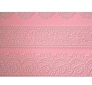 Lace Fondant Mould,Sugar Lace Silicone Pad,Wedding Silicone Mat,Flower Shaping Fondant Mat