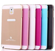 RFH Protective Metal Bumper Frame with Back Cover for Samsung Galaxy Note 3 N9000 (Assorted Colors)