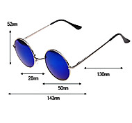 Sunglasses Men / Women / Unisex's Classic / Retro/Vintage / Sports Round Sunglasses / Sports Full-Rim