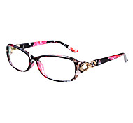[Free Lenses] Rectangle Full-Rim Computer Eyeglasses