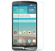 Real Premium Tempered Glass Screen Protector for LG G3