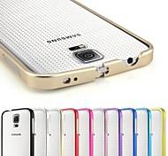 большой d алюминиевый сплав протектор бампер для Samsung Galaxy i9600 s5