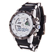 BESNEW BN-0797 Men's Analog + Digital Electronic + Quartz Wrist Watch