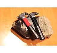 Creative Tool Little Hammer Metal Lighters Red Black