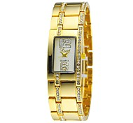 Women's Bracelet Watch Quartz Analog Sparkle Diamonds Gift For Ladies Stylish