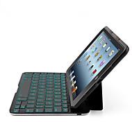 Folio Case with Backlit Bluetooth Keyboard for iPad Air