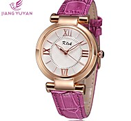 Fashion Bracelet Watch Women Casual Watch Quartz Rose Gold Luxury Dress Wristwatches(Assorted Colors)