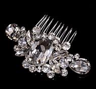 Женский Для девочек Сплав металлов Заставка-Свадьба Особые случаи На каждый день Гребни