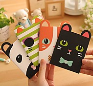 Cute Paper Notepads(Random Color)