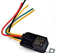 40A Car Power Relay For  Fog Lamp & Headlight Conrtol