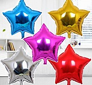 Party's Pentagram Decoration Balloons