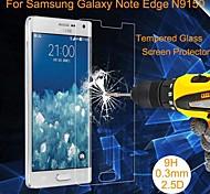 Protetor de Tela - Vidro Temperado à Prova de Explosões/Resistente ao Pó/Impermeável - para Samsung Galaxy Note Borda