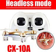 Mini-RC Quadcopter Drohne mit Headless Mode cheerson cx10a in Tür lustige Spielwaren