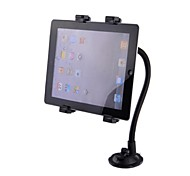 "H39 + C60 360 Degree Rotation Holder Mount Bracket w/ Suction Cup for 7""~10"" Tablet PC (Black)"