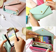 BIG D PU Leather Pouch Full Body Case for Samsung Galaxy S3/S4/S5