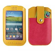 All Models compatible Leather/Special Design Wallet Case