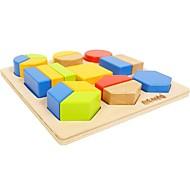 BENHO Birch Wood Shape Sort Board-III Education Baby Toy